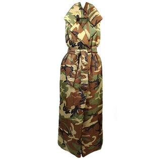 Women's Long Sleeping Bag Vest