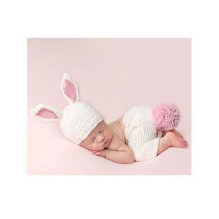 Babies' [0-3M] Bailey Bunny Newborn Two-Piece Set