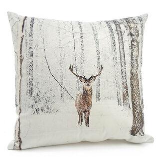 Winter Deer Pillow