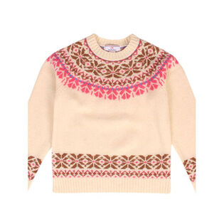 Girls' [2-8] Katrina Wool Sweater