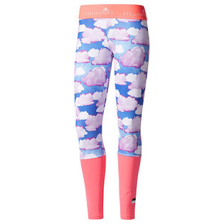 Women's Cloud Printed Tight