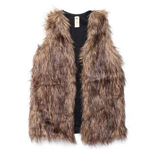 Junior Girls' [7-14] Fashion Vest