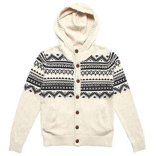 Junior Boys' [8-14] Fairisle Sweater