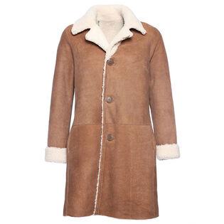 W Coat:Rvrsbl Teddy