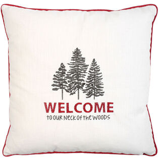 Welcome Canada Pillow