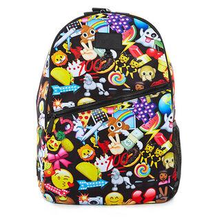 Junior Girls Terez X Go!Sac Emoji Backpack