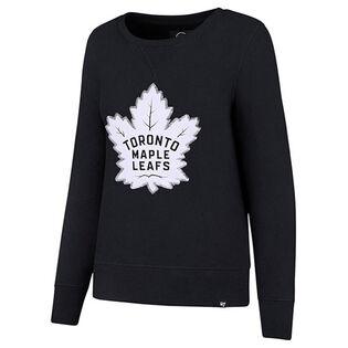 Women's Toronto Maple Leafs Sparkle Headline Sweatshirt