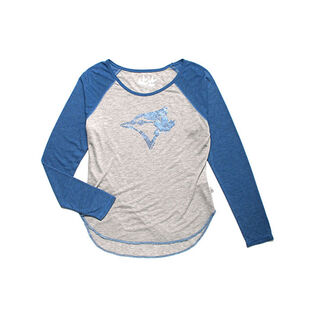 Women's Toronto Blue Jays Shine Top