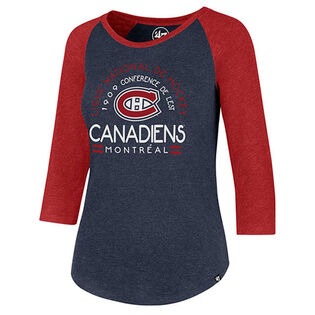 Women's Montreal Canadiens Raglan T-Shirt