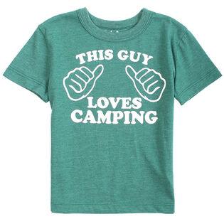 Boys' [2-8] Camping T-Shirt