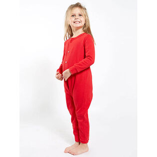 Kids' [3-10] Arborist Rouge One-Piece Pajama