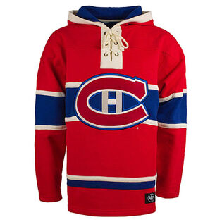Men's Montreal Canadiens Lacer Hood Sweashirt