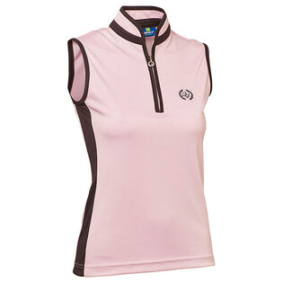 Women's Sleeveless Marge Polo