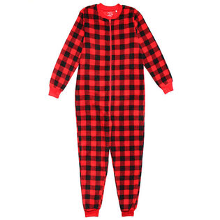 Kids' [4-7] Buffalo Check One-Piece