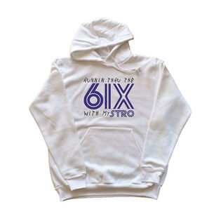 Men's Runnin' Thru The 6Ix With My Stro Hoodie