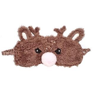 Girls' Reindeer Sleep Mask