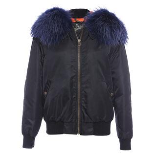 Women's New York Bomber Jacket