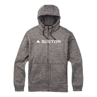 Men's Oak Full-Zip Hoodie
