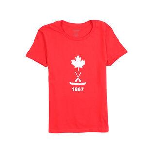 T-SHIRT CANADA POUR FEMMES
