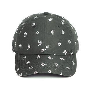Women's Court Side Printed Baseball Hat