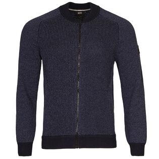 Veste en tricot Kemules pour hommes