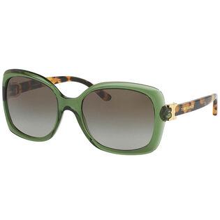 Gemini Link Rectangle Sunglasses