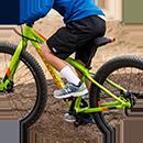 Junior Bike Half Back