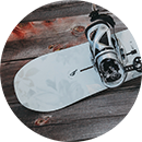 Junior Ski / Snowboard Half Back