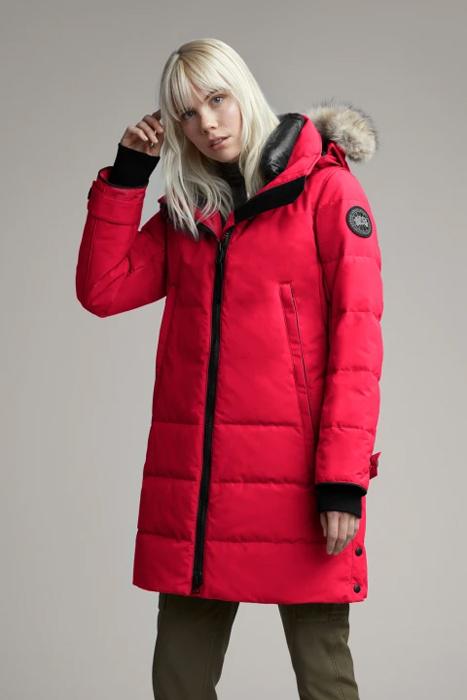 Canada Goose Black Label - Parka Kenton pour femmes