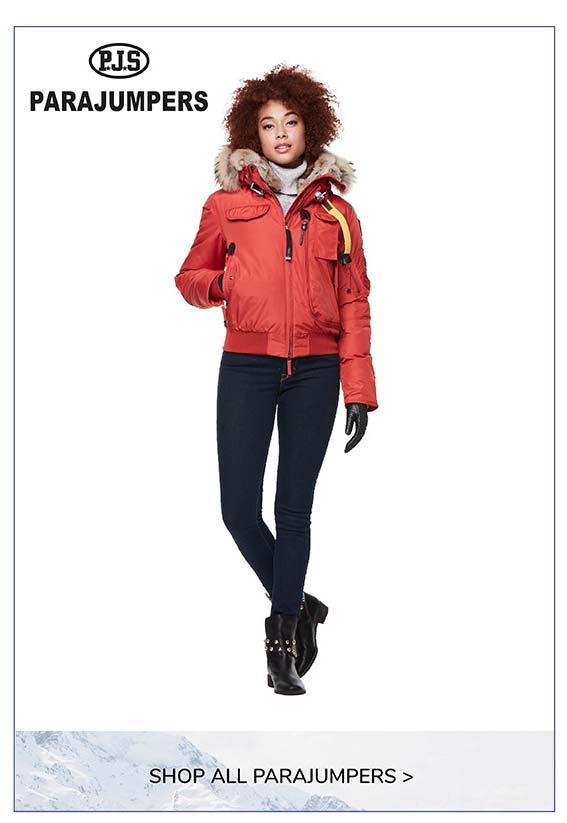 Parajumpers Women's Gobi Bomber Jacket