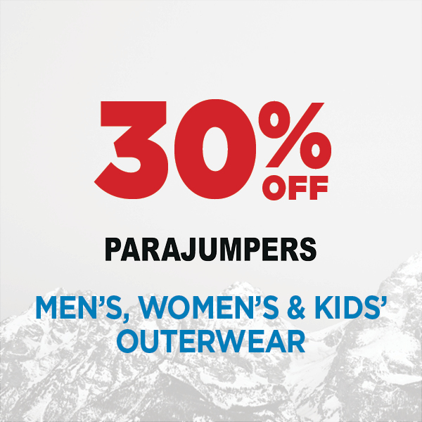 30% Off Parajumpers