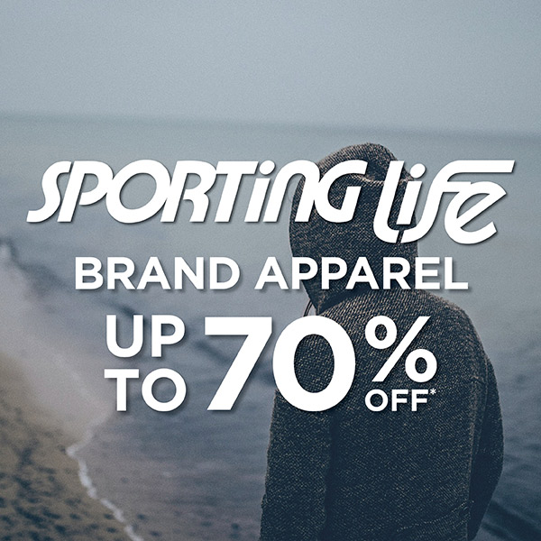 Sporting Life Brand - Up to 70% Off