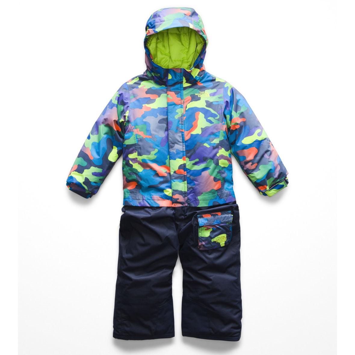 c4c6163e0 Boys   2-6  Insulated One-Piece Snowsuit