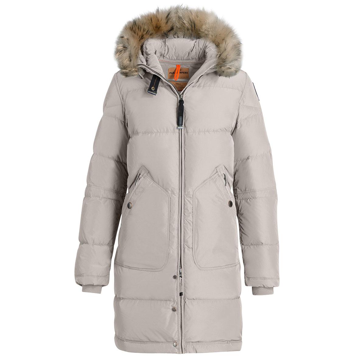 Parajumpers Women s Light Long Bear Coat (Past Season Colours On Sale) 67fd571d2