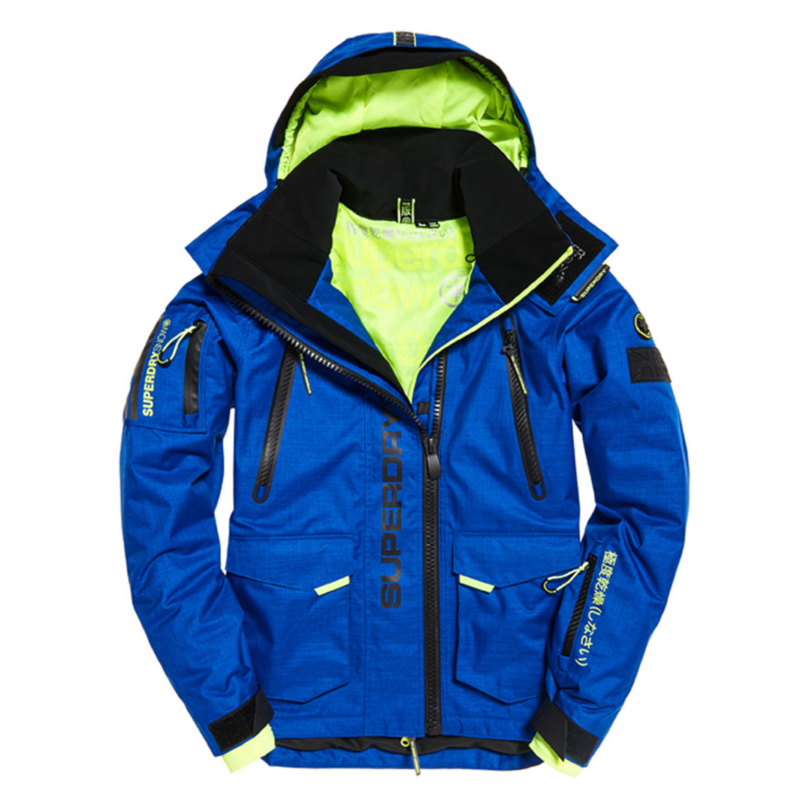 Men S Ultimate Snow Rescue Jacket Sporting Life Online