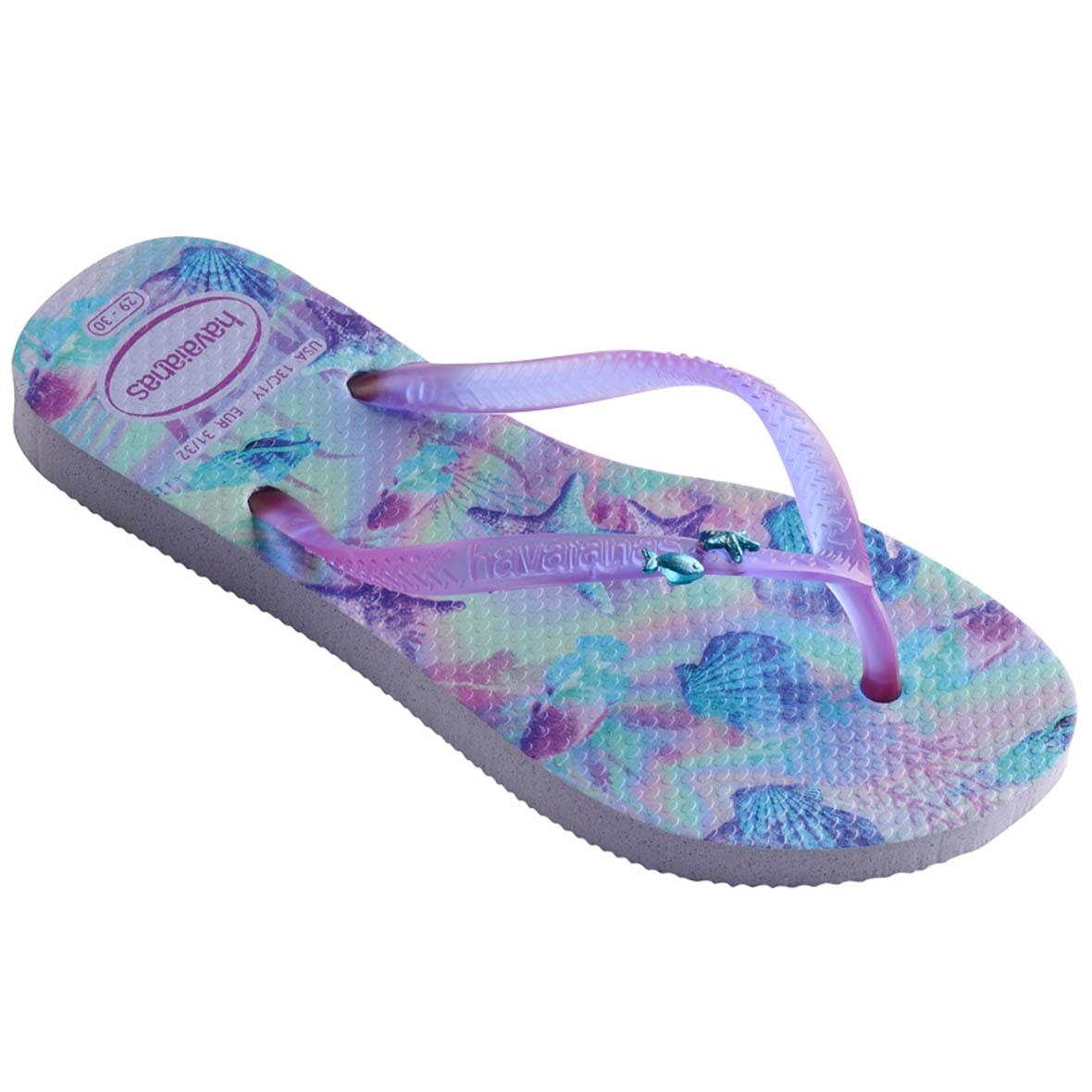 4e996d6bc34b Havaianas Juniors   11-4  Slim Summer Flip Flop Sandal