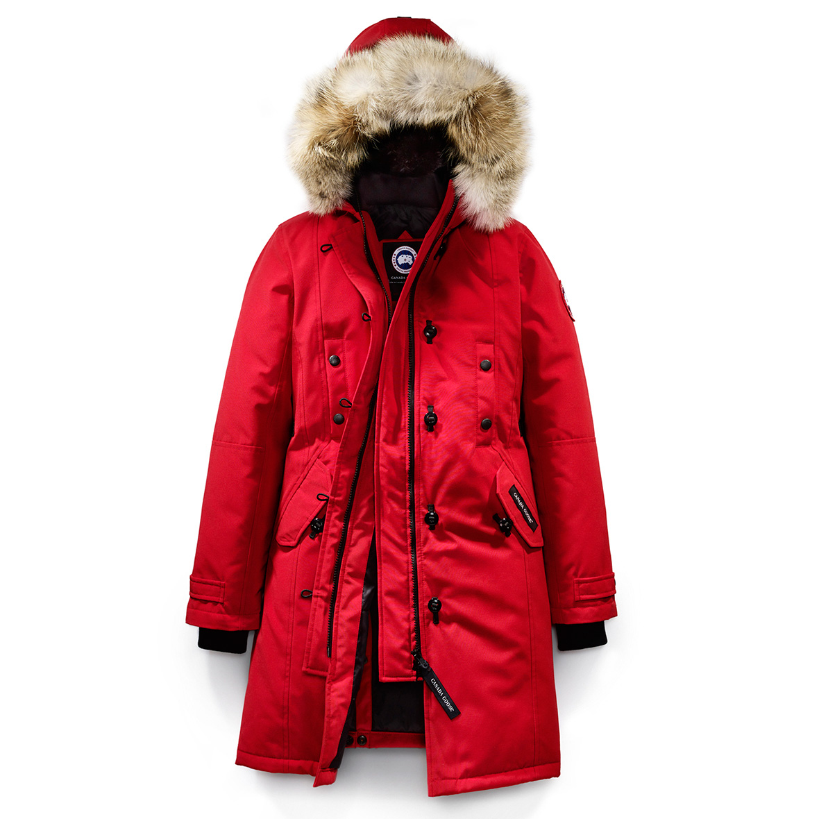 women s kensington parka fusion fit canada goose sporting life rh sportinglife ca