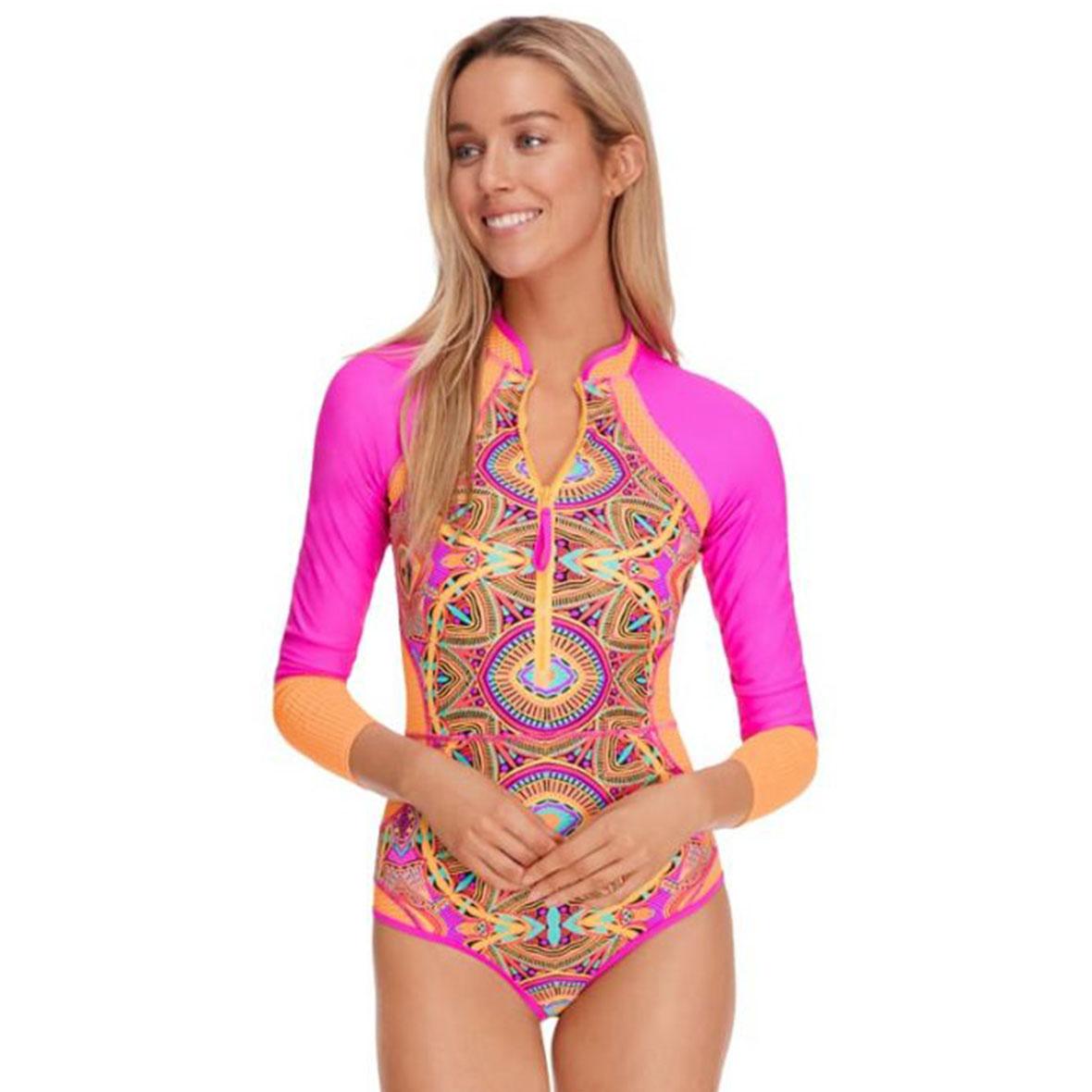 1fd2bb1d22 Body Glove Women s Iggy Paradise Paddle One-Piece Swimsuit