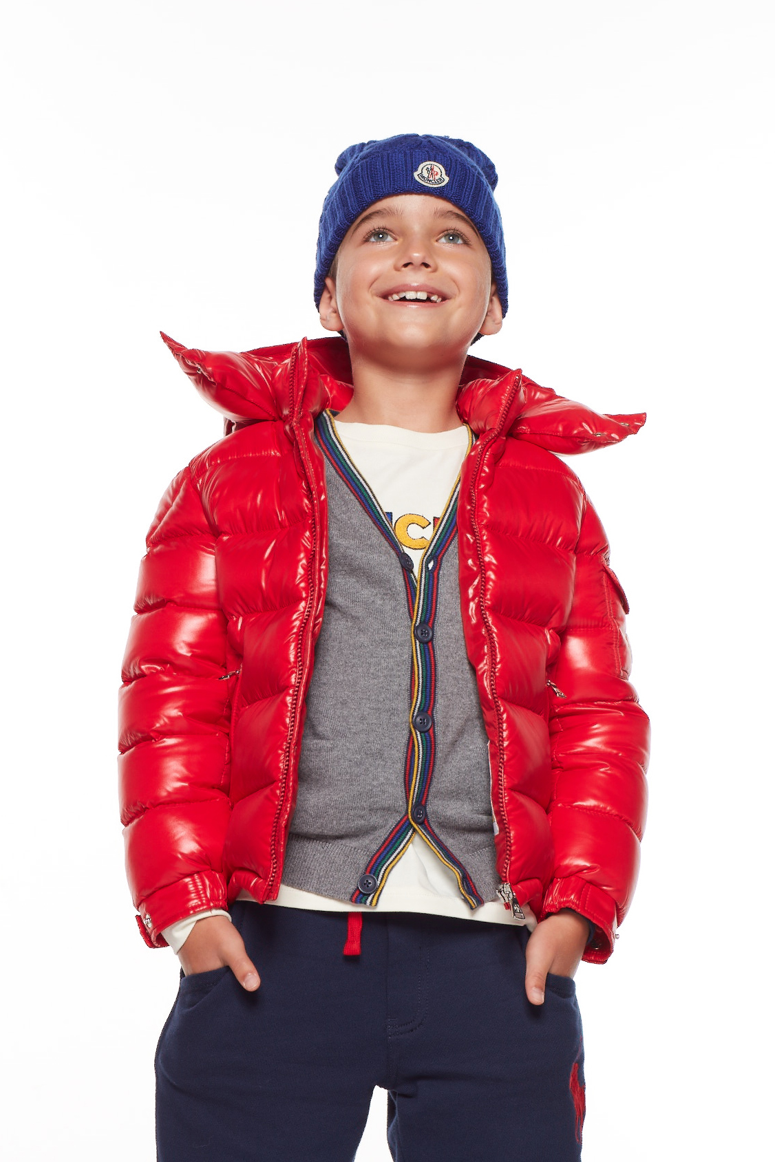 Moncler Boys'New Maya Jacket