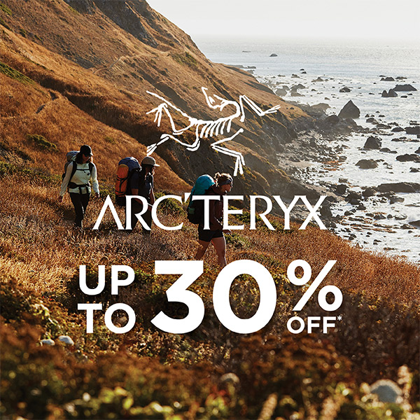 Arc'teryx - Up to 30% Off