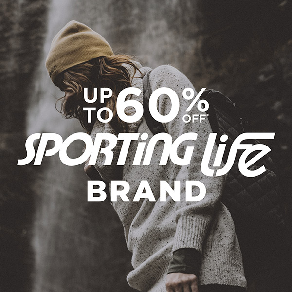 Sporting Life Brand - Up to 60% Off